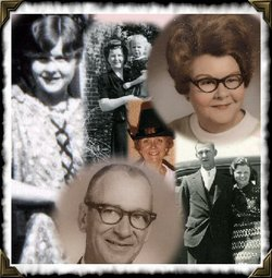Carolyn Wilhelmina <i>Rueter</i> Davis