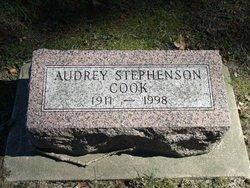 Audrey <i>Stephenson</i> Cook
