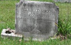 Lennie Bell <i>Hood</i> Gordon