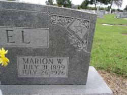 Marion <i>Wright</i> Reel