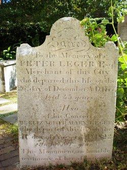 Elizabeth Mary <i>Haig</i> Legare