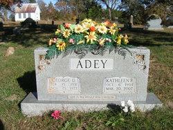 Kathleen Rosalind <i>Jack</i> Adey