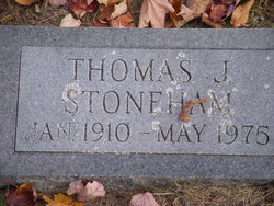 Thomas Jefferson Stoneham