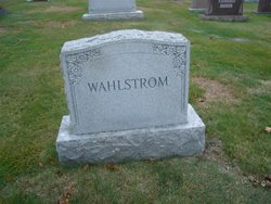 Raymond A Wahlstrom