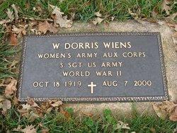 Willie Dorris <i>Martin</i> Wiens