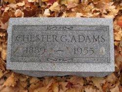 Chester G Adams