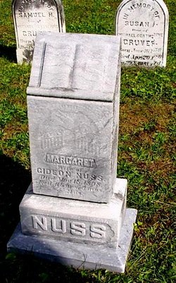 Margaret E <i>Brown</i> Nuss