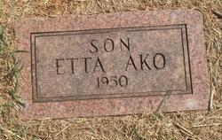 Etta Ako