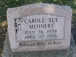 Carole Sue Mehnert