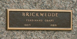Ferdinand Graft Brickwedde
