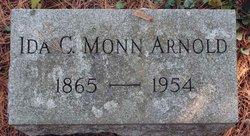 Ida Catharine <i>Monn</i> Arnold