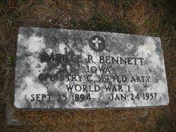 Merle Raymond Bennett