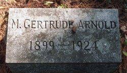 Minnie Gertrude Arnold