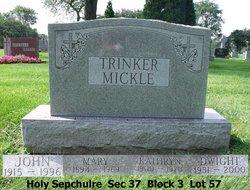 John Francis Trinker, Jr