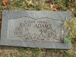 Richard Hillary Adams