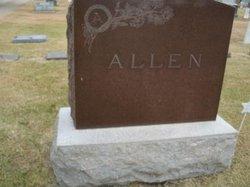 Lieut Justin William Allen