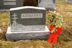 Victoria E <i>Nowak</i> Adomshick