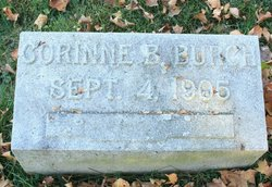 Corinne <i>Burnett</i> Burch