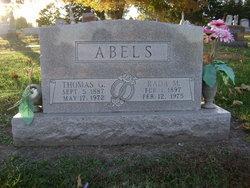 Rada Mae <i>Leeson</i> Abels