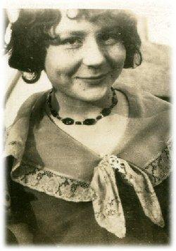 Hattie Elizabeth <i>Rueter</i> Rosetti