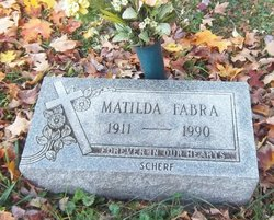 Matilda <i>Scherf</i> Fabra