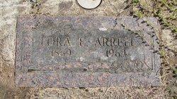 Lora Emma <i>Rathbun</i> Arrell
