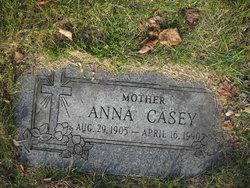 Anna Marie <i>Helms</i> Casey