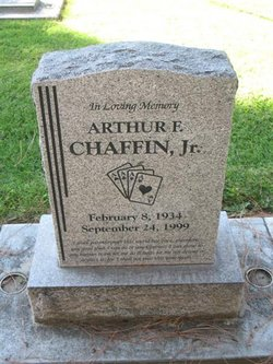 Arthur F Chaffin, Jr