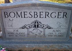 Alma Bomesberger