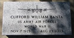 Clifford William Banta