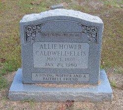 Allie <i>Hower</i> Caldwell
