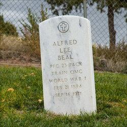 Alfred Lee Beal