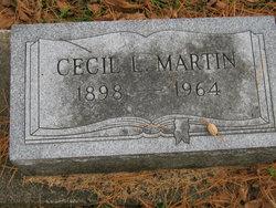 Cecil L. <i>Yeoman</i> Martin