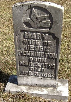 Mary Margaret Molle <i>Sarratt</i> Pennington