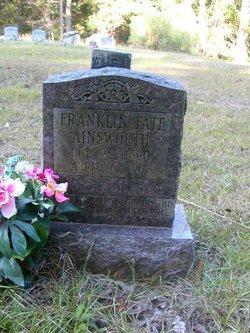 Franklin Fate Ainsworth