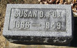 Susan C. <i>Ozias</i> Fox