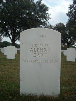 Alphra Earl <i>Dupree</i> Adair