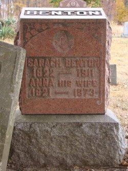 Anna Benton