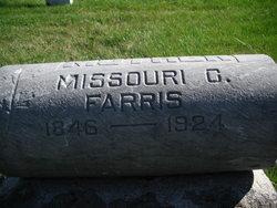Missouri Carolina <i>Snelson</i> Farris