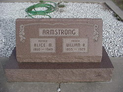 Alice M Armstrong