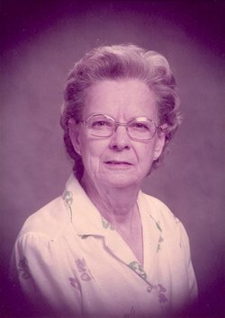 Mrs Alma Fay Fay <i>Noble</i> Allen