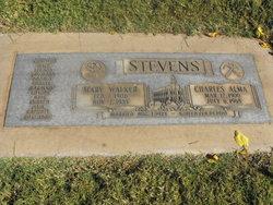 Charles Alma Stevens