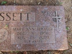 Mary Ann <i>Bragg</i> DeRossett