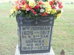 Sophina <i>Crabtree</i> Dorman