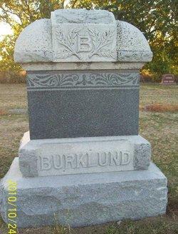 Albert C Burklund