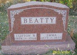 Clifton W Beatty
