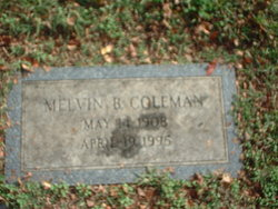 Melvin Burke Coleman, Jr