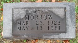 Duane Luverne Morrow