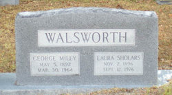 Laura <i>Sholars</i> Walsworth