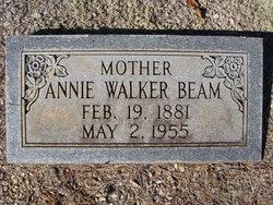 Annie <i>Walker</i> Beam